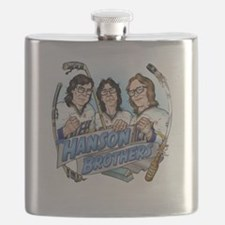 Put On The Foil! Flask