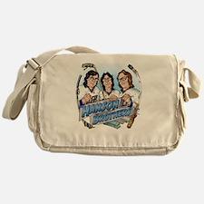 Put On The Foil! Messenger Bag