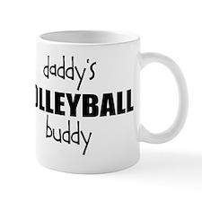 Daddys Volleyball Buddy Mug