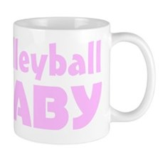 Volleyball Baby Girl Mug