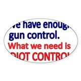 Firearm Bumper Stickers
