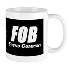 FOB Sound Company bumpersticker Mug