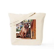 Tonkinese Tiffany Tote Bag