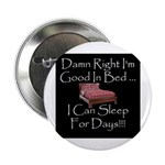 Good In Bed Button