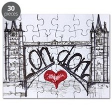 London with love Puzzle