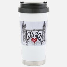 London with love Stainless Steel Travel Mug