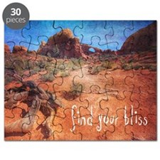 Find Your Bliss Puzzle