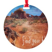 Find Your Bliss Ornament