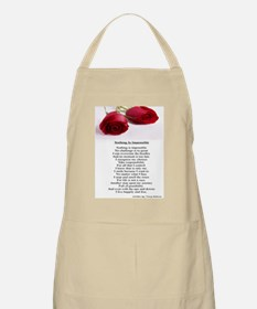 Nothing is impossible Apron