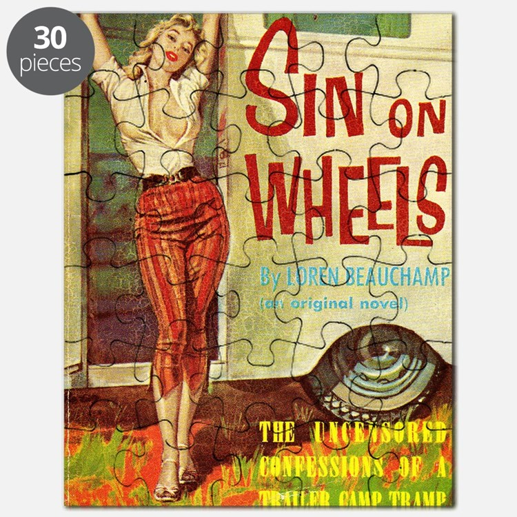 Sin On Wheels Puzzle