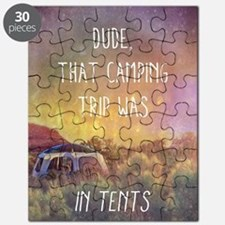 Camping Trip Puzzle