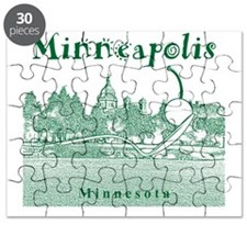 Minneapolis_10x10_SpoonbridgeAndCherry_v2_g Puzzle