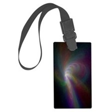 Rainbow Storm Luggage Tag