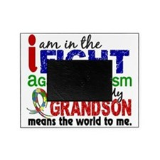 D Grandson Means The World To Me Aut Picture Frame