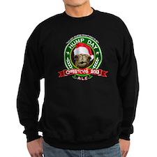 Hump Day Camel Christmas Ale Label Sweatshirt