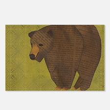 Storybook Bear Postcards (Package of 8)