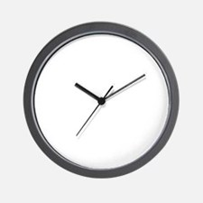 Great Northern Goat White Wall Clock