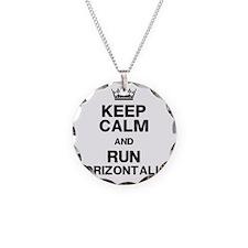 Pitch Perfect Horizontal Run Necklace