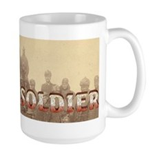 buffsoldiersbumper Mug