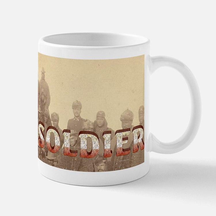 buffsoldiersbumper Mug