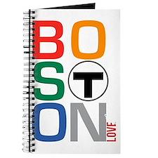 Boston Multi T Journal