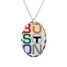 Boston Multi T Necklace