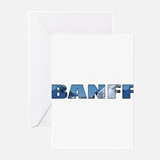 Banff Greeting Cards (Pk of 10)