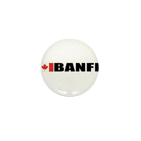 Banff Mini Button (10 pack)