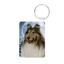 Collie Keychains