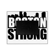 Boston Strong Black Picture Frame
