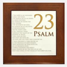 PSA 23 Framed Tile