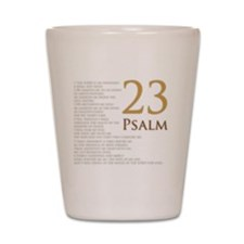 PSA 23 Shot Glass