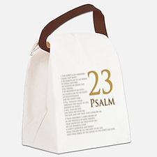 PSA 23 Canvas Lunch Bag