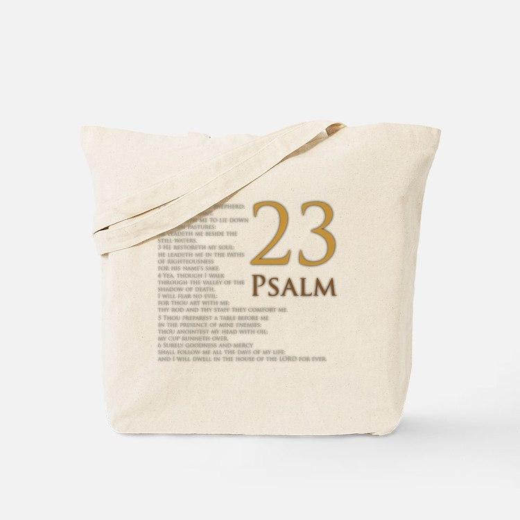 PSA 23 Tote Bag