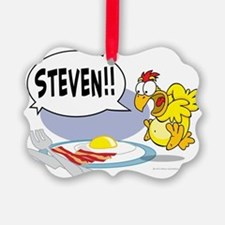 Steven the Egg Ornament