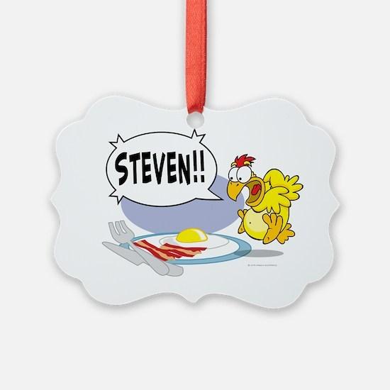 Steven the Egg Ornament