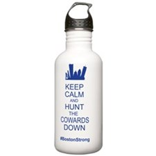 Keep Calm and Hunt the Water Bottle