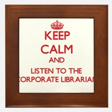 Keep Calm and Listen to the Corporate Librarian Fr