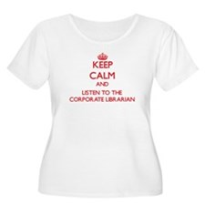 Keep Calm and Listen to the Corporate Librarian Pl