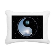 sunmoon2-yinyang-LG Rectangular Canvas Pillow