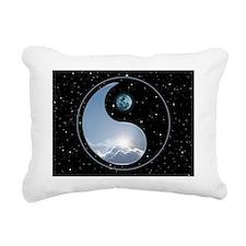 sunmoon2-yinyang-LG Rectangular Canvas Pillow