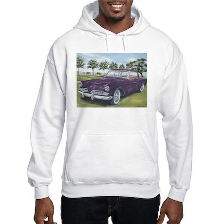 1954 Studebaker Hooded Sweatshirt