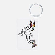 Autism Fairy solo Keychains