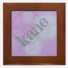 Kane steampunk Framed Tile