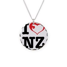 I love NZ Necklace