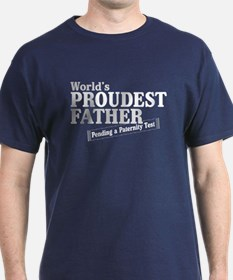 Proudest Father T-Shirt