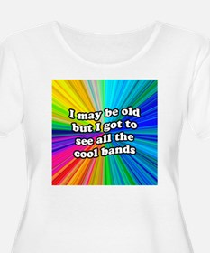 FIN-old-cool- T-Shirt