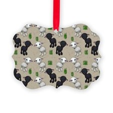 Lovable Lambs Ornament