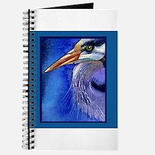 Heron Portrait Journal