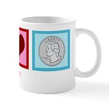 peacelovecoinswh Mug
